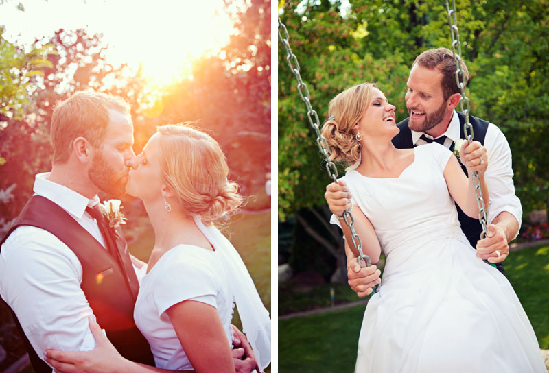 Salt Lake City Wedding Photograph