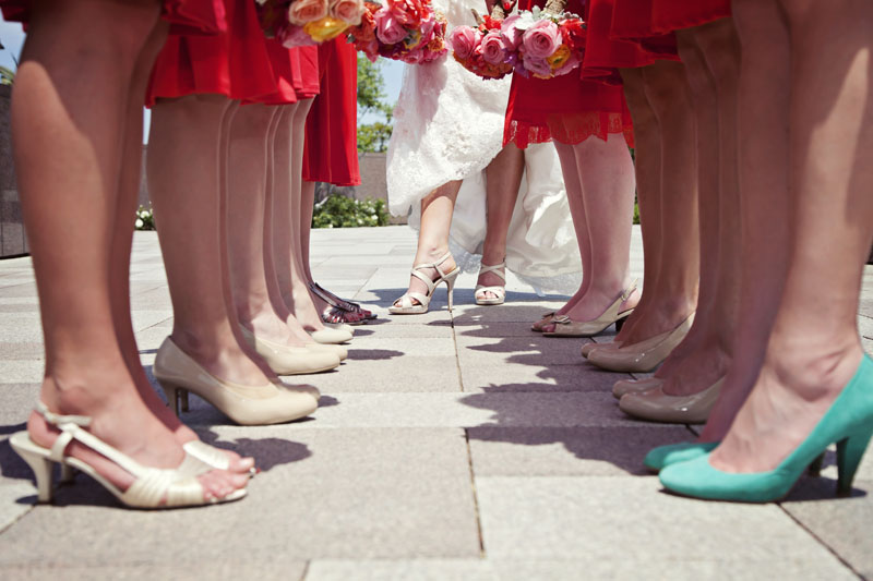 Bridesmaids Picture by Dave Neeley Orange County Wedding Photography